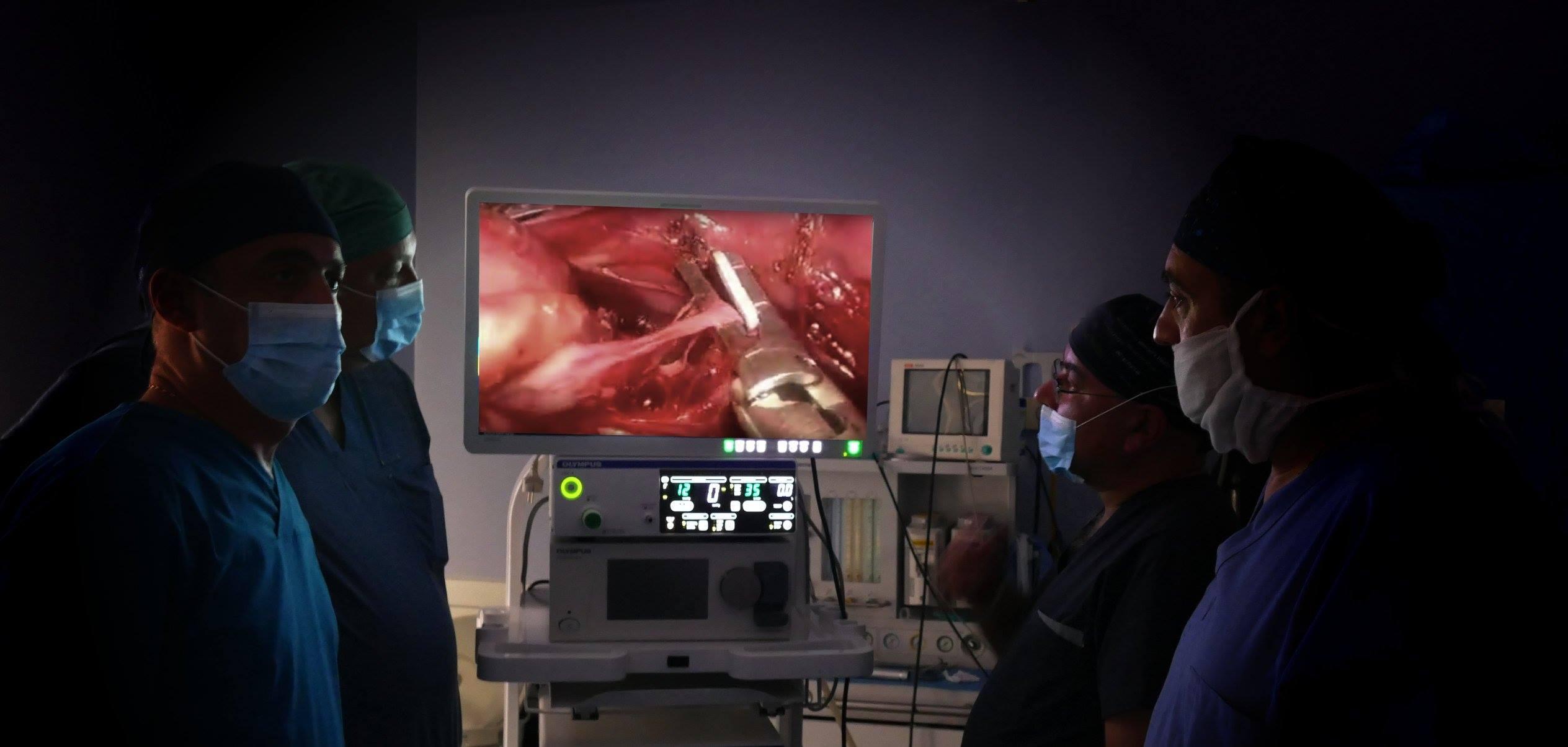 ფარისებრი ჯირკვლის ოპერაცია 50% ფასდაკლებით