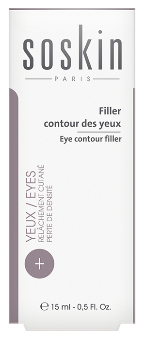 თვალის კრემი - შემავსებელი - სოსკინი / Eyes contour filler - Soskin