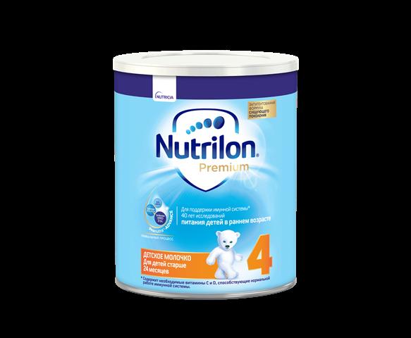 ნუტრილონი პრემიუმი 4 / Nutrilon Premium 4