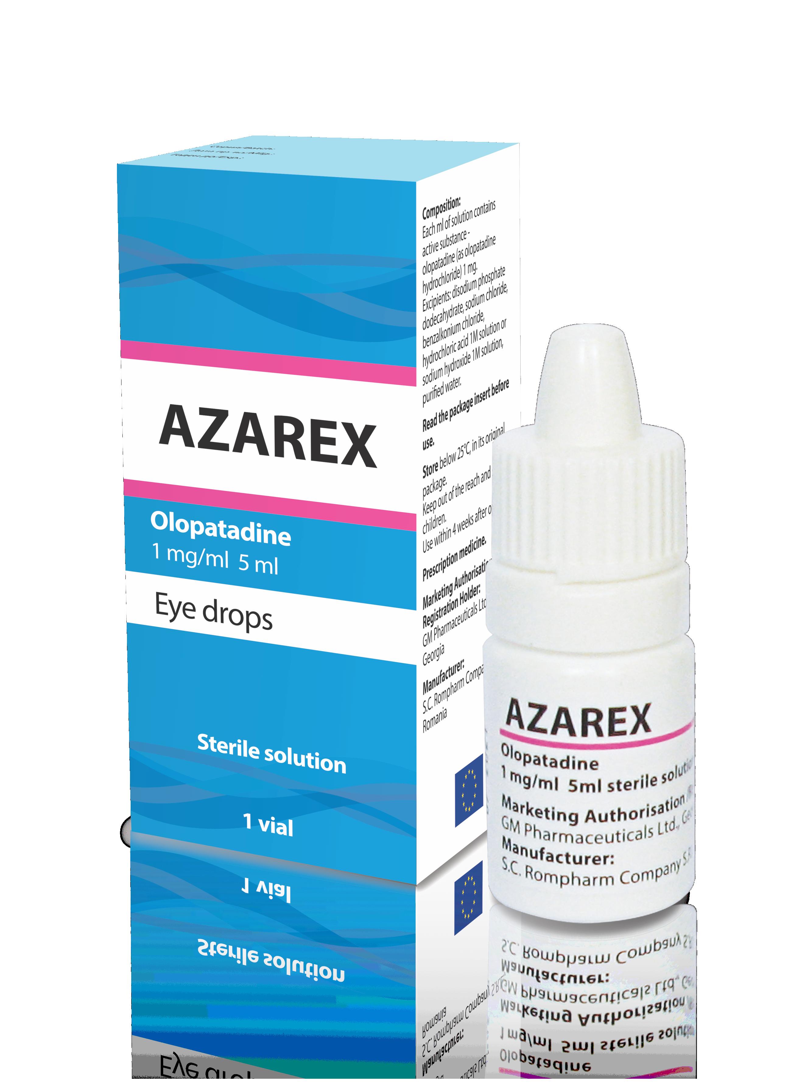 აზარექსი / AZAREX