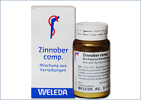 ზინობერის კომპოზიცია - ველედა / Zinnober comp.