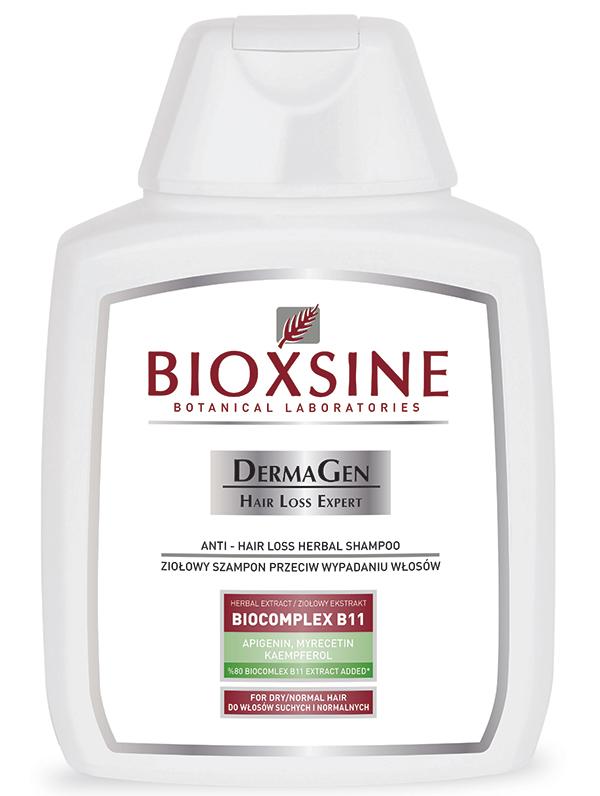 ბიოქსინი - შამპუნი მშრალი/ნორმალური თმისთვის მამაკაცის ხაზი / BIOXSINE - FOR DRY/NORMAL HAIR