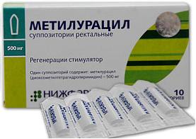 მეთილურაცილი / Metiluracil