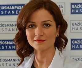 Surgeon Seren Pehlivanoğlu