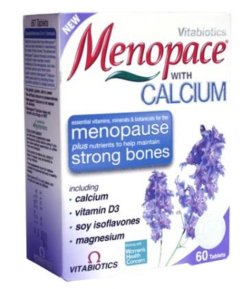 მენოპეის კალციუმი / Menopace Calcium