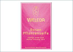 ვარდის საპონი - ველედა / Rosen-Pflanzenseife