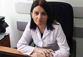 მაია ქაჯაია MD, MS