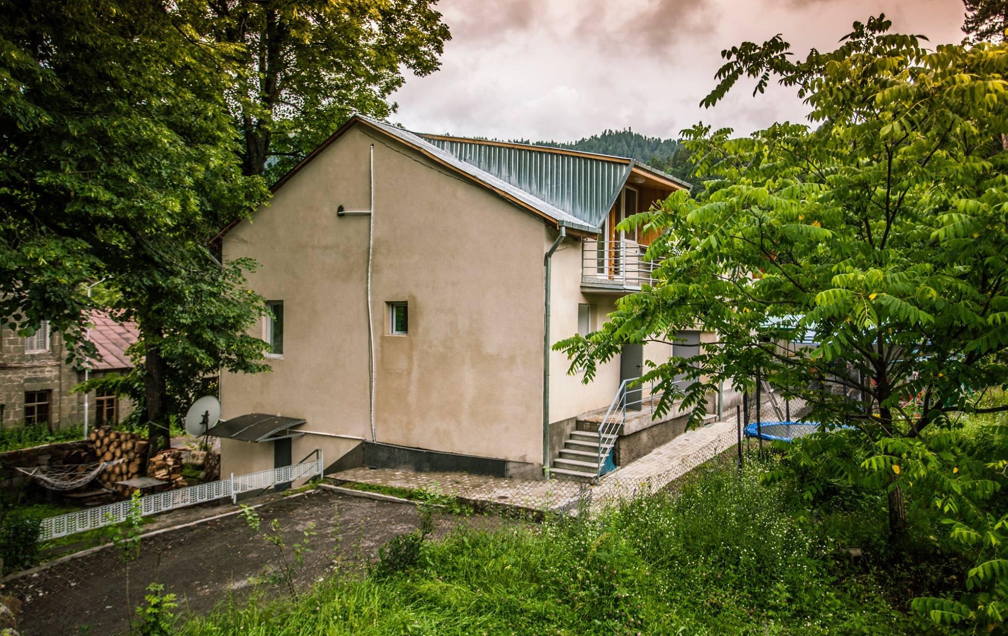 სასტუმრო ვილა აბასთუმანი