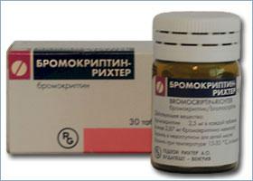 ბრომოკრიპტინ რიხტერი / BROMOCRIPTIN-RICHTER