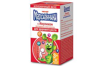 მარსიანჩიკი ინულინით / Marsianchik with inulin