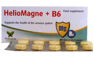 ჰელიომაგნე / HelioMagne+B6