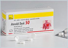 ატენოლოლ-დენკი 50 / Atenolol-Denk 50