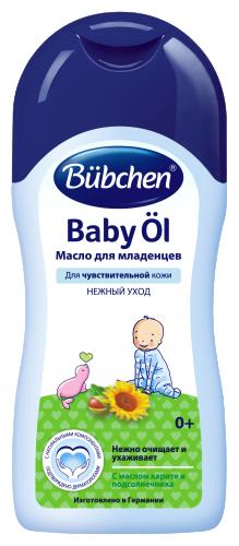 საბავშვო ზეთი - ბუბხენი / Baby Oil - Bubchen