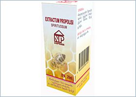 დინდგელის 30%-იანი სპირტიანი ექსტრაქტი / Extractum Propolisi Spirituosum