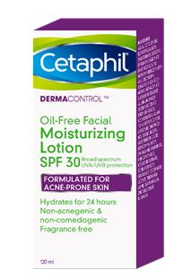 სეტაფილ დერმაკონტროლი - დამატენიანებელი ლოსიონი SPF 30 / Oil Free Facial Moisturizing Lotion