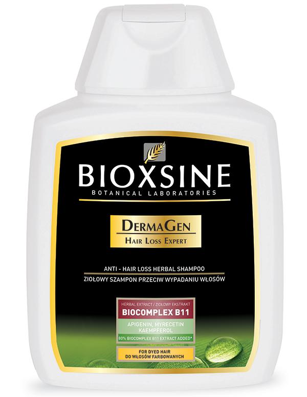 ბიოქსინი - შამპუნი შეღებილი თმისთვის - ქალმატონების ხაზი / BIOXINE - FOR COLOURED HAIR