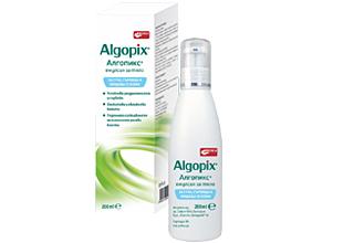 ალგოპიქსის® ტანის ემულსია 200 მლ / Algopix