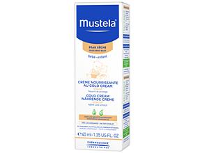 მკვებავი ქოლდ კრემით (გარემოსგან დამცავი) - მუსტელა / Cold cream nutri-protective