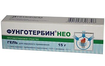 ფუნგოტერბინ ნეო / Fungoterbin neo