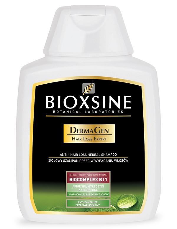 ბიოქსინი - ქერტლის საწინააღმდეგო შამპუნი - ქალბატონების ხაზი / BIOXINE - ANTI-DANDRUFF