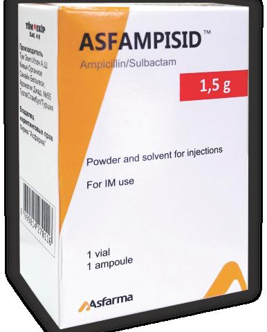 ასფამპისიდი / Asfampisid