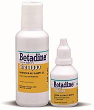 ბეტადინი 4% სამედიცინო შამპუნი / Betadine  4% medical shampoo