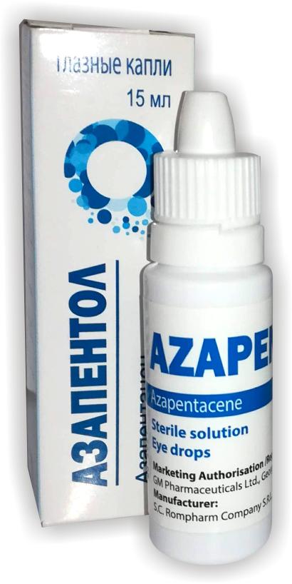 აზაპენტოლი / Azapentol