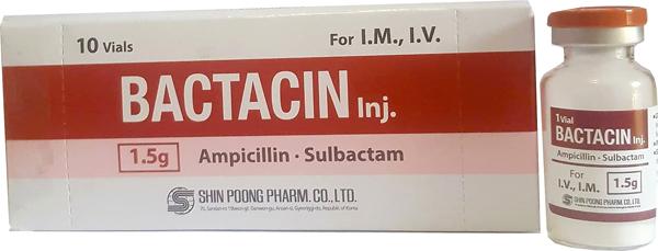 ბაქტაცინი / Bactacin