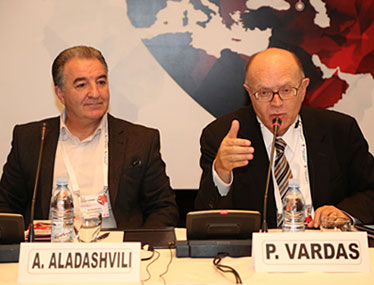 ევროპის კარდიოლოგთა ასოციაციის მასტერკურსი, 2013 არტერიული ჰიპერტენზია