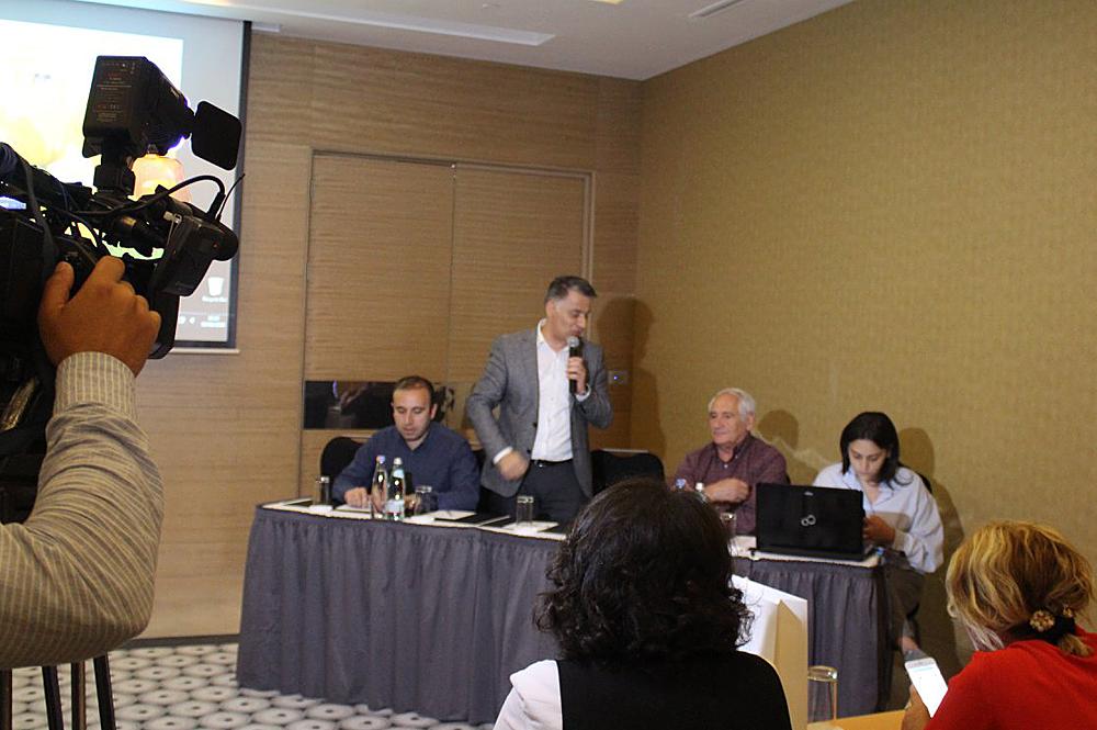 ფარისებრი ჯირკვლის საერთაშორისო კვირეულისადმი მიძღვნილი კონფერენცია