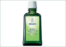 არყის ხის ცელულიტის საწინააღმდეგო ზეთი - ველედა / Birken-Cellulite-Öl