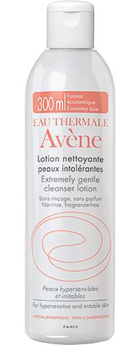 გამწმენდი ლოსიონი ინტოლერანტული კანისთვის - ავენი / Lotion nettoyante pour peaux intolerantes