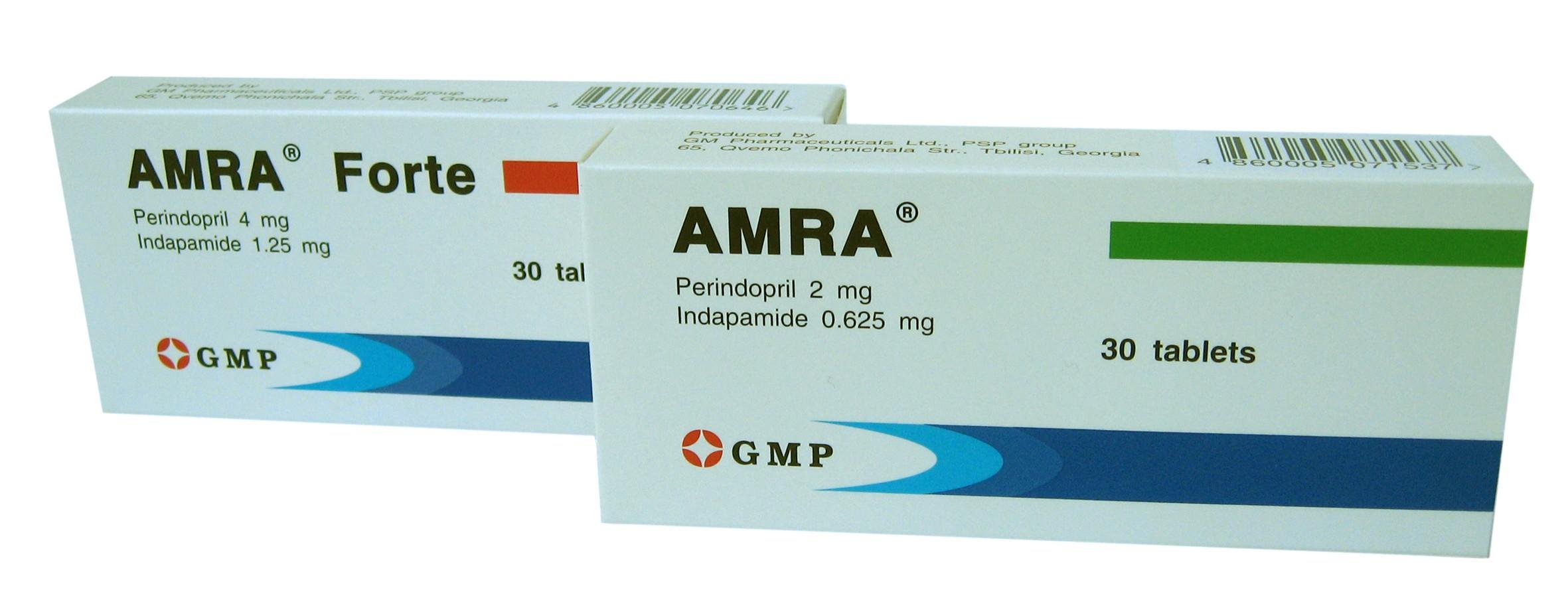 ამრა ® / AMRA ®
