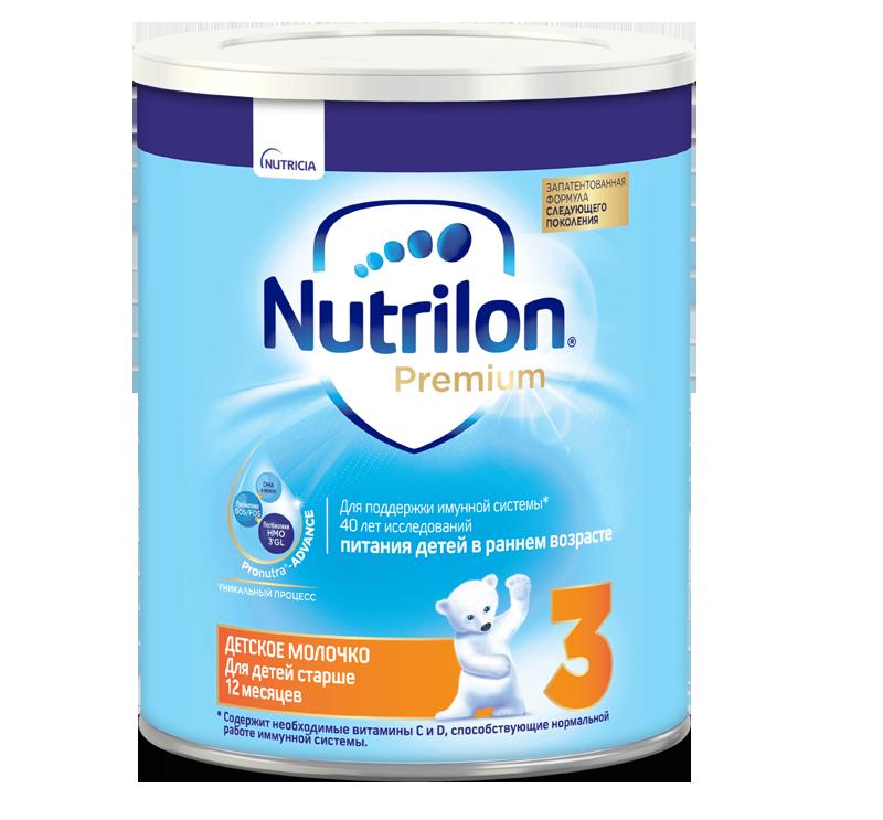 ნუტრილონი პრემიუმი 3 / Nutrilon Premium 3