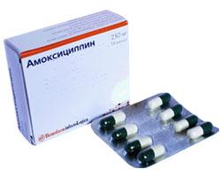 ამოქსიცილინი / AMOXICILLIN