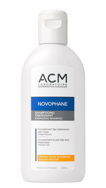 ენერგეტიკული შამპუნი / NOVOPHANE Energizing Shampoo