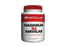 მაგნიუმ ბ6 ამვილაბი / Magnium B6 Amvilab