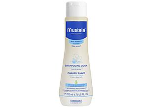 ბავშვის ნაზი შამპუნი - მუსტელა / Baby Shampoo