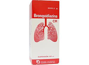 ბრონქოდიაზინა C.R. / Bronquidiazina C.R.