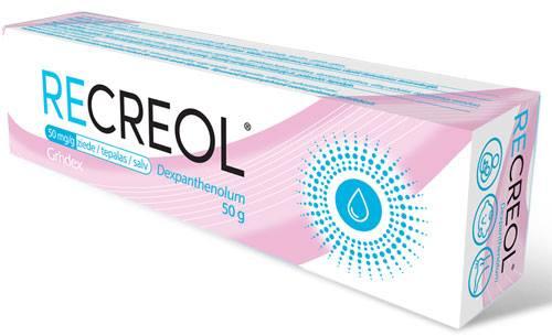რეკრეოლი მალამო / RECREOL® ointment