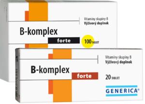 B კომპლექს ფორტე / B Complex Forte
