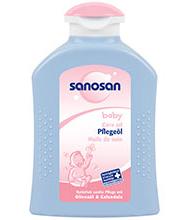 ბავშვის ზეთი გამდიდრებული ფორმულით / Baby Care oil