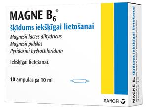 მაგნე B6 / MAGNE B6