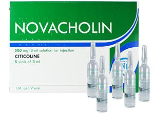 ნოვაქოლინი / NOVACHOLIN