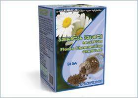 გვირილას ყვავილი / Flores Chamomillae