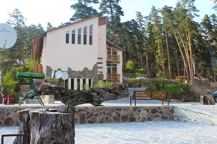 სასტუმრო ვილა ლიკანი