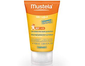 მზისგან დამცავი ლოსიონი / Protectiv Sun lotion