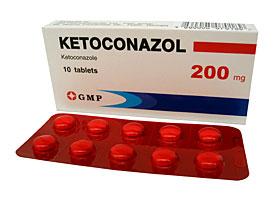 კეტოკონაზოლი / KETOKONAZOL