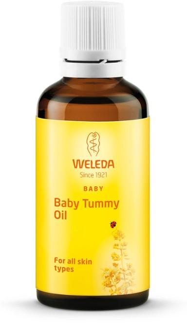 მუცლის ზეთი ჩვილისათვის - ველედა / Baby-Bäuchleinöl