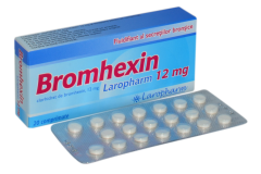 ბრომჰექსინი ლაროფარმი / Bromhexin Laropharm